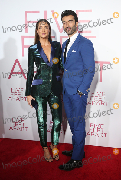Emily Baldoni Photo - 7 March 2019 - Los Angeles California - Emily Baldoni Justin Baldoni The Premiere Of Lionsgates Five Feet Apart held at Fox Bruin Theatre Photo Credit Faye SadouAdMedia