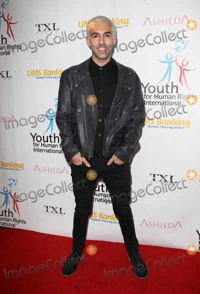 Angelo Kritikos Photo - 24 March 2014 - Hollywood California - Angelo Kritikos Youth For Human Rights International Celebrity Benefit Event Los Angeles Gala Dinner Held at Beso Photo Credit FSadouAdMedia