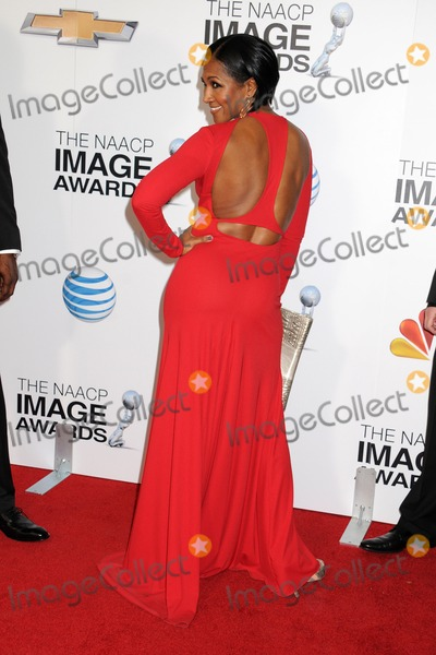 Terri Vaughn Photo - 1 February 2013 - Los Angeles California - Terri J Vaughn 44th NAACP Image Awards - Arrivals held at the Shrine Auditorium Photo Credit Byron PurvisAdMedia