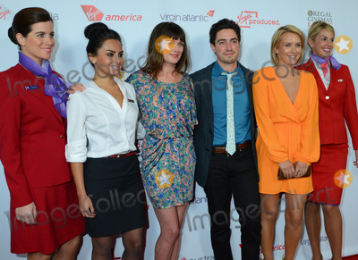 Kat Coiro Photo - 11 June 2012 - Los Angeles California - Kat Coiro Ben Feldman Nicky Whelan Departure Date Premiere during the 2012 Los Angeles Film Festival is a short film from Virgin America Virgin Atlantic Virgin Australia and a Virgin Produced film at 35000 feet held at Regal Cinemas LA LIVE Photo Credit Birdie ThompsonAdMedia
