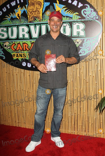 Rob Mariano Photo - 12 May 2013 - Studio City California - Rob Mariano Survivor Caramoan - Fans vs Favorites - Season finale Held At CBS Studio Center Stage 22 Photo Credit Kevan BrooksAdMedia