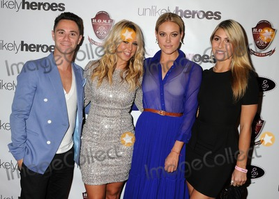 Emma Slater Photo - 18 July 2013 - Beverly Hills California - Sasha Farber Chelsie Hightower Peta Murgatroyd Emma Slater Beverly Hills Lifestyle Magazine 5th Anniversary held at HOME  Photo Credit Byron PurvisAdMedia