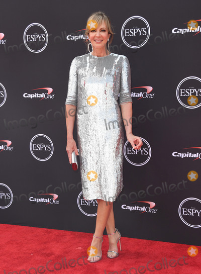 Allison Janney Photo - 18 July 2018 - Los Angeles California - Allison Janney  The 2018 ESPYS held at the Microsoft Theater Photo Credit Birdie ThompsonAdMedia