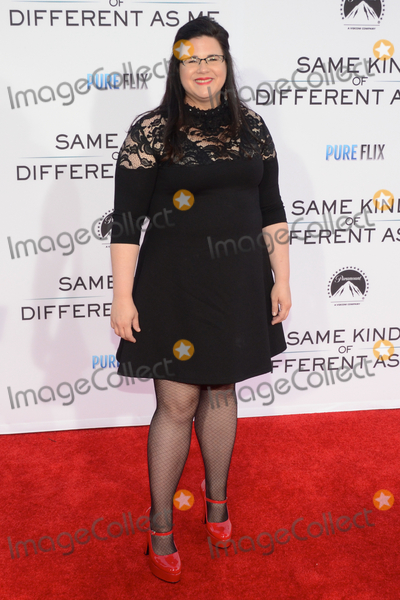 Ann Mahoney Photo - 12 October 2017 - Westwood California - ANN MAHONEY Same Kind Of Different As Me Los Angeles Premiere held at Westwood Village Theatre Photo Credit Billy BennightAdMedia