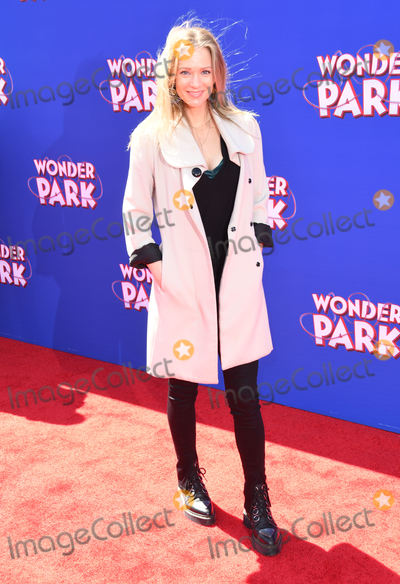 A J Cook Photo - 10 March 2019 - Westwood California - AJ Cook Wonder Parker Los Angeles Premiere held at Regency Village Theater Photo Credit Birdie ThompsonAdMedia