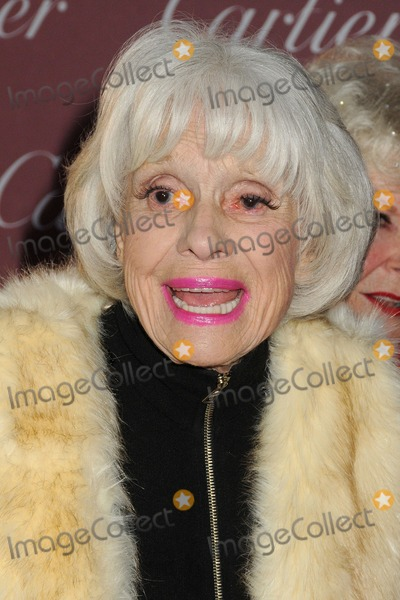 Carol Channing Photo - 3 January 2015 - Palm Springs California - Carol Channing 26th Annual Palm Springs International Film Festival Awards Gala held at the Palm Springs Convention Center Photo Credit Byron PurvisAdMedia