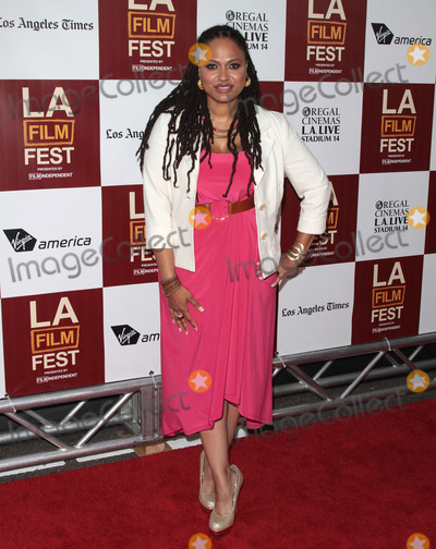 Ava DuVernay Photo - 20 June 2012 - Los Angeles California - Ava DuVernay Middle of Nowhere 2012 LA Film Festival Premiere held at  Regal Cinemas LA LIVE Photo Credit AdMedia