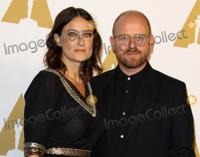 Adele Photo - 6 February 2017 - Los Angeles California - James Laxton with Adele Romanski 89th Oscars Nominees Luncheon held in the Grand Ballroom at the Beverly Hilton Hotel in Beverly Hills Photo Credit AdMedia