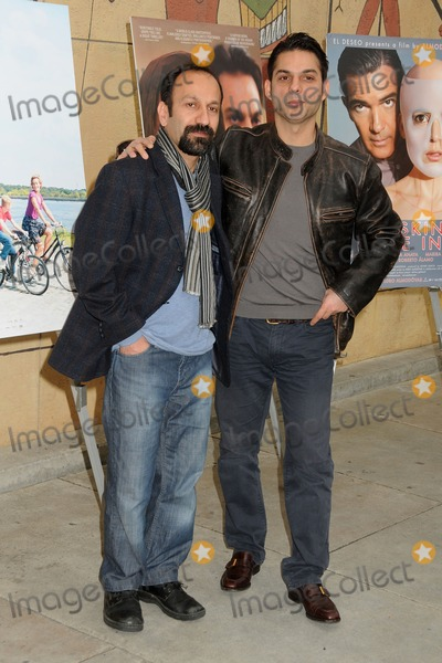 Asghar Farhadi Photo - 14 January 2012 - Hollywood California - Asghar Farhadi and Peyman Moaadi American Cinematheque 69th Annual Golden Globe Awards Foreign-Language Nominee Directors Panel held at the Egyptian Theatre Photo Credit Byron PurvisAdMedia