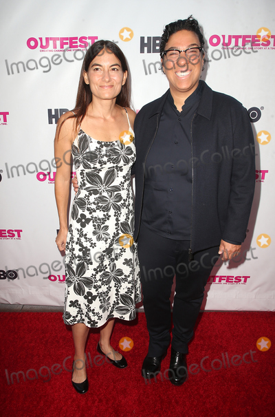 Angela Robinson Photo - 12 July 2018 - Los Angeles California - Alexandra Kondracke Angela Robinson  2018 Outfest Los Angeles LGBT Film Festival Opening Night Gala of STUDIO 54 at the Orpheum Theatre Photo Credit F SadouAdMedia