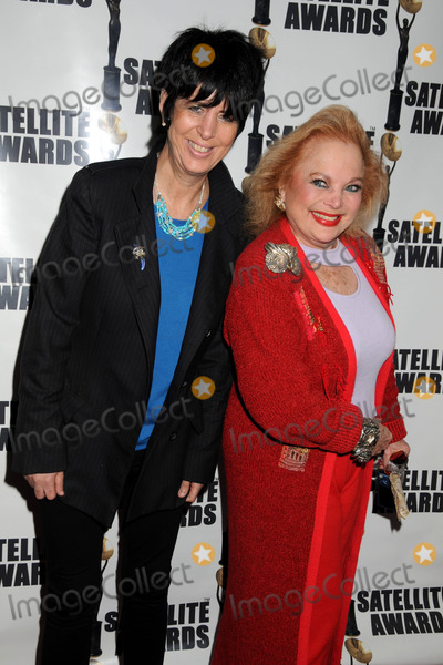 Carol Connors Photo - 19 December 2010 - Century City California - Diane Warren and Carol Connors 15th Annual Satellite Awards presented by the International Press Academy held at the InterContinental Hotel Photo Byron PurvisAdMedia