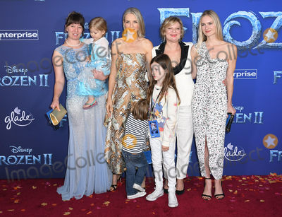 Martha Plimpton Photo - 07 November 2019 - Hollywood California - Ever Carradine Martha Plimpton Disneys Frozen 2 Los Angeles Premiere held at Dolby Theatre Photo Credit Birdie ThompsonAdMedia