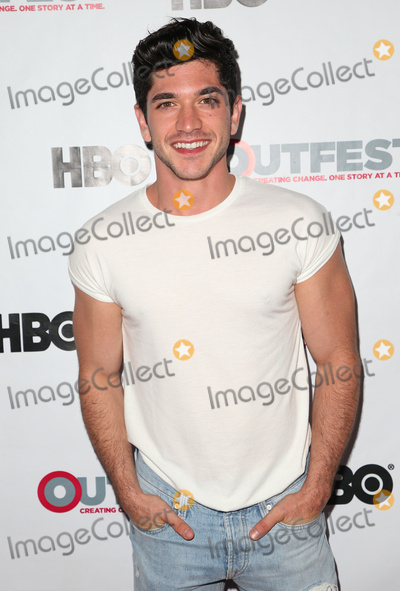 Al Calderon Photo - 11 July 2017 - West Hollywood California - Al Calderon Hello Again 2017 Outfest Los Angeles LGBT Film Festival Screening Photo Credit F SadouAdMedia