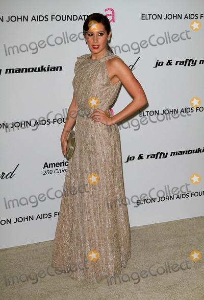 Ashley Tisdale Photo - 27 February 2011 - West Hollywood California -  Ashley Tisdale  19th Annual Elton John AIDS Foundation Academy Awards Viewing Party held at The Pacific Design Center Photo Credit Faye SadouAdMedia Photo Faye SadouAdMedia