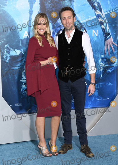 Ashlan Cousteau Photo - 12 December 2018 - Hollywood California - Ashlan Cousteau Philippe Cousteau Aquaman Los Angeles Premiere held at TCL Chinese Theatre Photo Credit Birdie ThompsonAdMedia