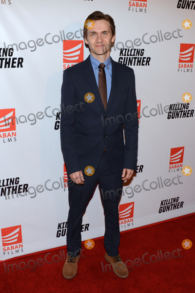 TLC Photo - 14 October 2017 - Hollywood California - PAUL BRITTAIN Killing Gunther Los Angeles Premiere held at TLC Chinese Theater Photo Credit Billy BennightAdMedia