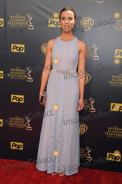 Ashleigh Brewer Photo - 26 April 2015 - Burbank California - Ashleigh Brewer The 42nd Annual Daytime Emmy Awards - Arrivals held at Warner Bros Studios Photo Credit Byron PurvisAdMedia