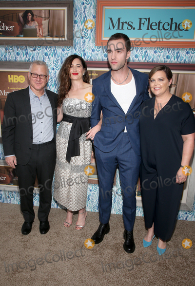 Amy Gravitt Photo - 21 October 2019 - Los Angeles California -  Kathryn Hahn Tom Perrotta Jackson White Amy Gravitt Premiere Of HBOs Mrs Fletcher held at The Billy Wilder Theater at the Avalon Hollywood Photo Credit FayeSAdMedia