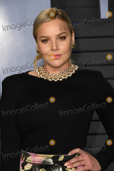 Abbie Cornish Photo - 04 March 2018 - Los Angeles California - Abbie Cornish 2018 Vanity Fair Oscar Party hosted following the 90th Academy Awards held at the Wallis Annenberg Center for the Performing Arts Photo Credit Birdie ThompsonAdMedia
