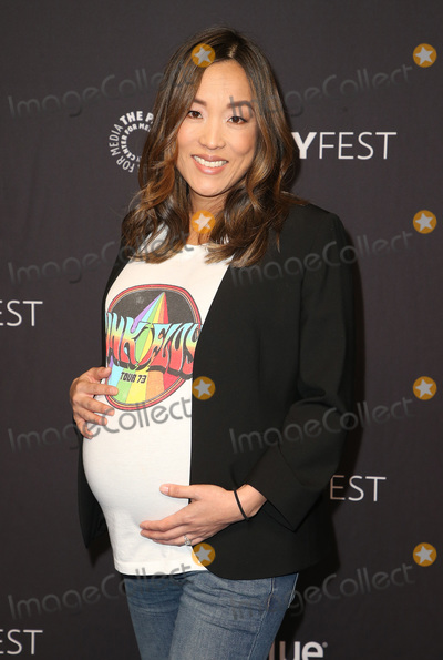 Audrey Chon Photo - 24 March 2019 - Hollywood California - Audrey Chon 2019 PaleyFest LA - The Twilight Zone held at The Dolby Theater Photo Credit Faye SadouAdMedia