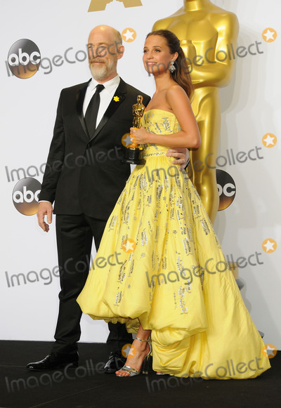 JK Simmons Photo - 28 February 2016 - Hollywood California - J K Simmons Alicia Vikander 88th Annual Academy Awards presented by the Academy of Motion Picture Arts and Sciences held at Hollywood  Highland Center Photo Credit Byron PurvisAdMedia
