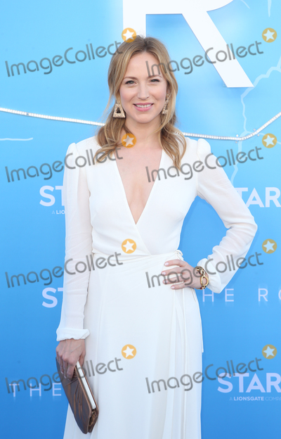 Beth Riesgraf Photo - 17 June 2019 - Los Angeles California - Beth Riesgraf LA Premiere Of Starzs The Rook  held at The Getty Museum Photo Credit Faye SadouAdMedia