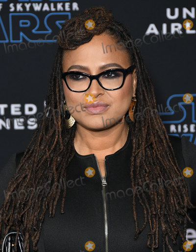 Ava DuVernay Photo - 16 December 2019 - Hollywood California - Ava DuVernay  Disneys Star Wars The Rise Of Skywalker Los Angeles Premiere held at Hollywood Photo Credit Birdie ThompsonAdMedia