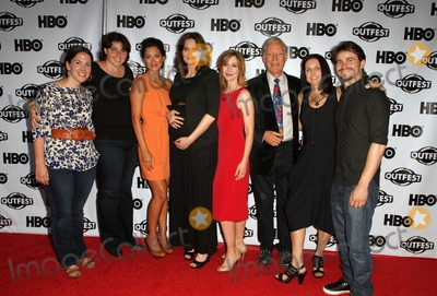 Angelique Cabral Photo - 17 July 2011 - West Hollywood California - Angelique Cabral Emily Deschanel Sharon Lawrence Richard Chamberlain Anne Renton Jason Ritter with Guests 2011 Outfest Film Festival Screening Of The Perfect Family Closing Night- Arrivals  Held At The DGA Theatre Photo Credit Kevan BrooksAdMedia