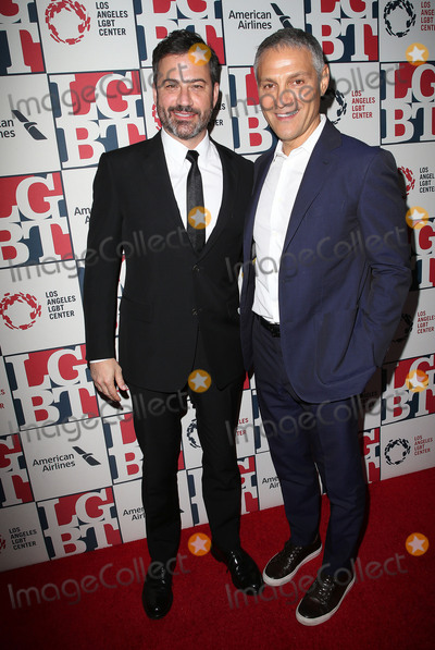 Ariel Emanuel Photo - 23 September 2017 - Beverly Hills California - Jimmy Kimmel Ariel Emanuel Los Angeles LGBT Centers 48th Anniversary Gala Vanguard Awards held at The Beverly Hilton Hotel Photo Credit F SadouAdMedia