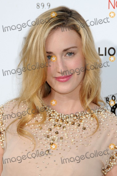 Ashley Johnson Photo - 5 June 2013 - Hollywood California - Ashley Johnson Much Ado About Nothing Los Angeles Premiere held at Oscars Outdoors at Academy Hollywood Photo Credit Byron PurvisAdMedia