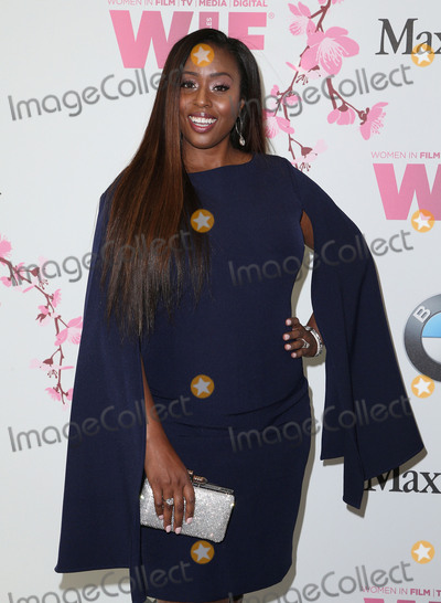 Angelique Fawcette Photo - 13 June 2017 - Beverly Hills California - Angelique Fawcette Women In Film 2017 Crystal  Lucy Awards Presented By Max Mara And BMW held at The Beverly Hilton Hotel Photo Credit F SadouAdMedia