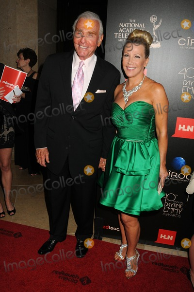 Jerry Douglas Photo - 16 June 2013 - Beverly Hills California - Jerry Douglas Kym Douglas 40th Annual Daytime Emmy Awards - Arrivals held at the Beverly Hilton Hotel Photo Credit Byron PurvisAdMedia