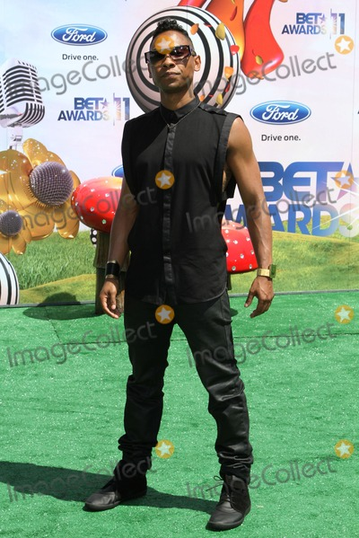 Singer Miguel Photo - 26 June 2011 - Los Angeles California - Singer Miguel BET Awards 2011 Held At The Shrine Auditorium Photo Credit Kevan BrooksAdMedia