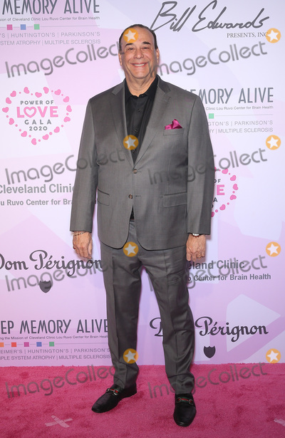 Neil Diamond Photo - 07 March 2020 - Las Vegas NV - Jon Taffer  Keep Memory Alive Honors Neil Diamond at 24th Annual Power of Love Gala at MGM Grand Garden Arena Photo Credit MJTAdMedia