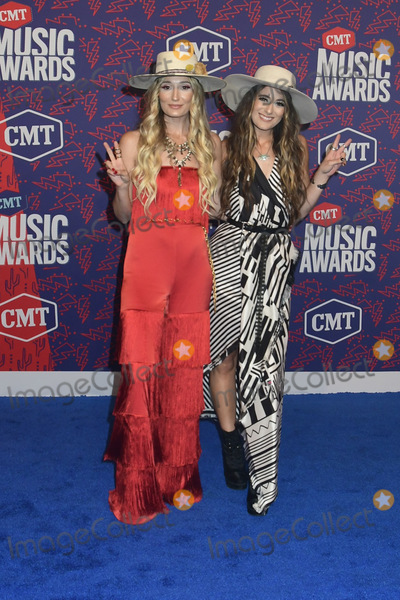 Alyssa Bonagura Photo - 05 June 2019 - Nashville Tennessee - Ruby Stewart Alyssa Bonagura 2019 CMT Music Awards held at Bridgestone Arena Photo Credit Dara-Michelle FarrAdMedia