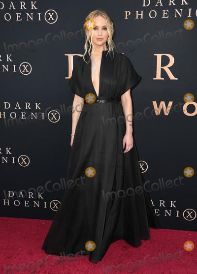Jennifer Lawrence Photo - 04 June 2019 - Hollywood California - Jennifer Lawrence Dark Phoenix Los Angeles Premiere held at TCL Chinese Theatre Photo Credit Birdie ThompsonAdMedia