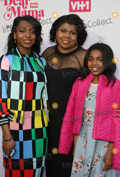 April Ryan Photo - 02 May 2019 - Los Angeles California - April Ryan Daughters VH1s Annual Dear Mama A Love Letter To Mom  held at The Theatre at Ace Hotel Photo Credit Faye SadouAdMedia