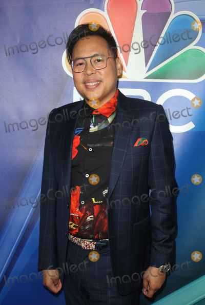Nico Photo - 8 August 2019 - Beverly Hills California - Nico Santos 2019 TCA NBC Press Tour Carpet held at The Beverly Hilton Hotel Photo Credit FSadouAdMedia