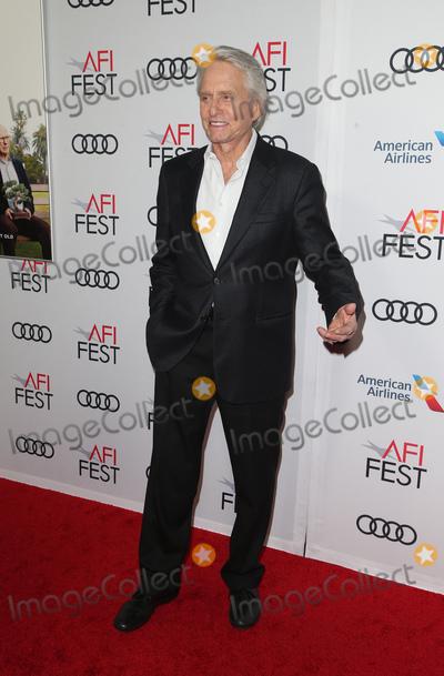 Audy Photo - 10 November 2018-  Hollywood California - Michael Douglas AFI FEST 2018 Presented By Audi - Gala Screening Of The Kominsky Method held at TCL Chinese Theatre Photo Credit Faye SadouAdMedia