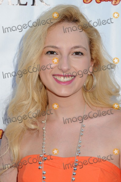 Alexis Nolan Photo - 22 July 2014 - Los Angeles California - Alexis Nolan A Horse For Summer Los Angeles Premiere held at the Laemmle Music Hall Photo Credit Byron PurvisAdMedia