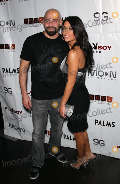 Arianny Celeste Photo - 04 December 2010 - Las Vegas Nevada - Tiki Ghosn Arianny Celeste  Arianny Celeste hosts the Official Ultimate Fighter Finale after Party at Moon Nightclub at the Palms Casino Hotel Photo MJTAdMedia