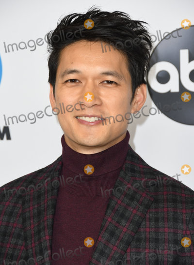 Harry Shum Jr Photo - 05 February 2019 - Pasadena California - Harry Shum Jr Disney ABC Television TCA Winter Press Tour 2019 held at The Langham Huntington Hotel Photo Credit Birdie ThompsonAdMedia