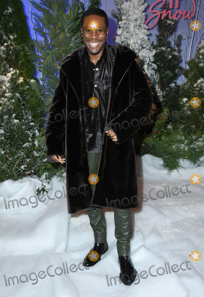 Four Seasons Photo - 01 November 2019 - Beverly Hills California - Shameik Moore Netflixs Let It Snow Photo Call held at Four Season Hotel Photo Credit Birdie ThompsonAdMedia