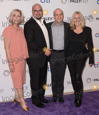 Ann Donahue Photo - 16 September  2015 - Beverly Hills California - Ann Donahue Anthony E Zuiker Johnathan Littman Carol Mendelson 2015 Paleyfest Fall TV Preview CSI Farewell Tribute held at Paley Center for Media Photo Credit Birdie ThompsonAdMedia