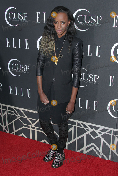 Angel Haze Photo - 22 April 2014 - Hollywood California - Angel Haze ELLE Hosts 5th Annual Women in Music Concert Celebration Presented by CUSP By Neiman Marcus held at Avalon Hollywood Photo Credit F SadouAdMedia