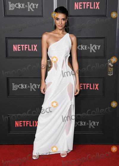 Isaach De Bankol Photo - 05 February 2020 - Hollywood - Laysla De Oliveira Netflixs Locke  Key Series Premiere Photo Call held at The Egyptian Theater Photo Credit Birdie ThompsonAdMedia
