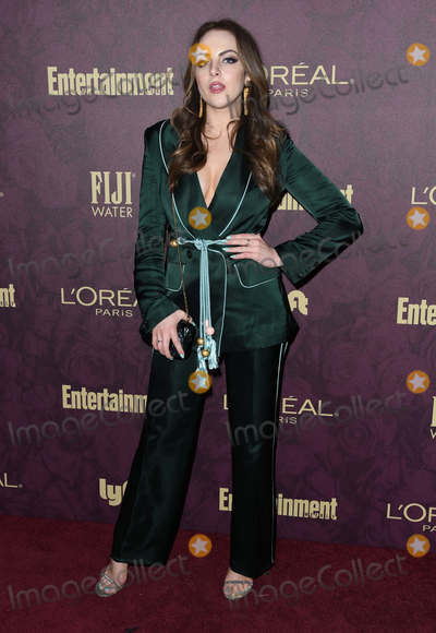 Elizabeth Gillies Photo - 15 September 2018 - West Hollywood California - Elizabeth Gillies 2018 Entertainment Weekly Pre-Emmy Party held at the Sunset Tower Hotel Photo Credit Birdie ThompsonAdMedia