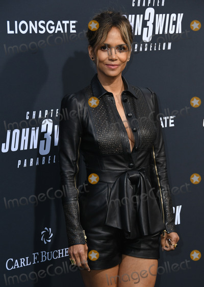 Halle Berry Photo - 15 May 2019 - Hollywood California - Halle Berry John Wick Chapter 3 - Parabellum Special Screening Los Angeles held at the TCL Chinese Theatre Photo Credit Birdie ThompsonAdMedia