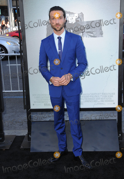 Alexander DiPersia Photo - 19 July 2016 - Hollywood California Alexander DiPersia The Los Angeles Premiere of Lights Out held at TCL Chinese Theatre Photo Credit Birdie ThompsonAdMedia