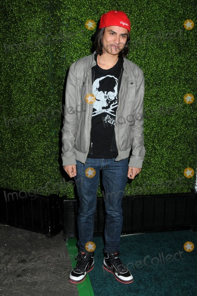 Kiowa Gordon Photo - 10 February 2011 - Hollywood California - Kiowa Gordon The Black Eyed Peas Present the 7th Annual Peapod Benefit Concert held at the Music Box Theatre Photo Byron PurvisAdMedia
